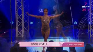 OONA KIVELA - GALA SHOW PoleArt 2016
