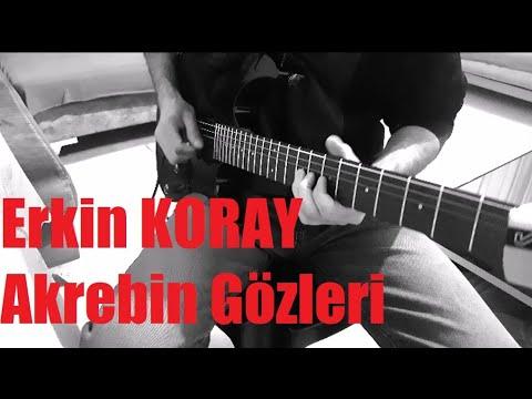 Akrebin Gözleri - Erkin Koray Cover