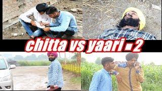 Chitta Vs Yaari ! Punjabi short movie full 2018 ! Latest Full punjabi Movie watch  Now