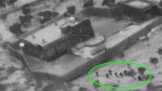 Footage Of The Delta Force Raid That Killed ISIS Leader Abu Bakr Al Baghdadi