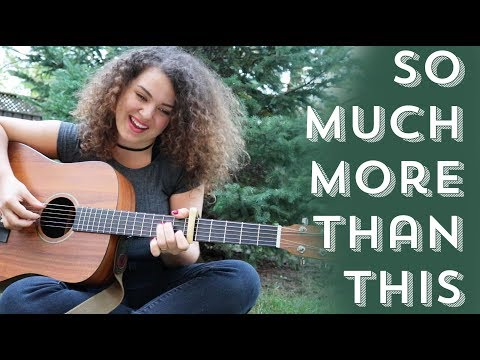 Grace VanderWaal - So Much More Than This Cover