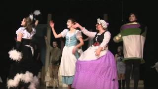 PCHS: Beauty and the Beast Musical Trailer.
