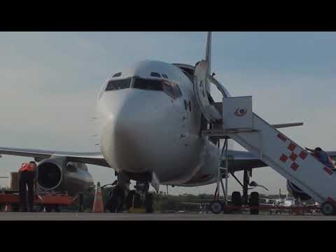 FSX Flying Piedmont with FSCaptain in the MilViz 737 200 Part 2 by