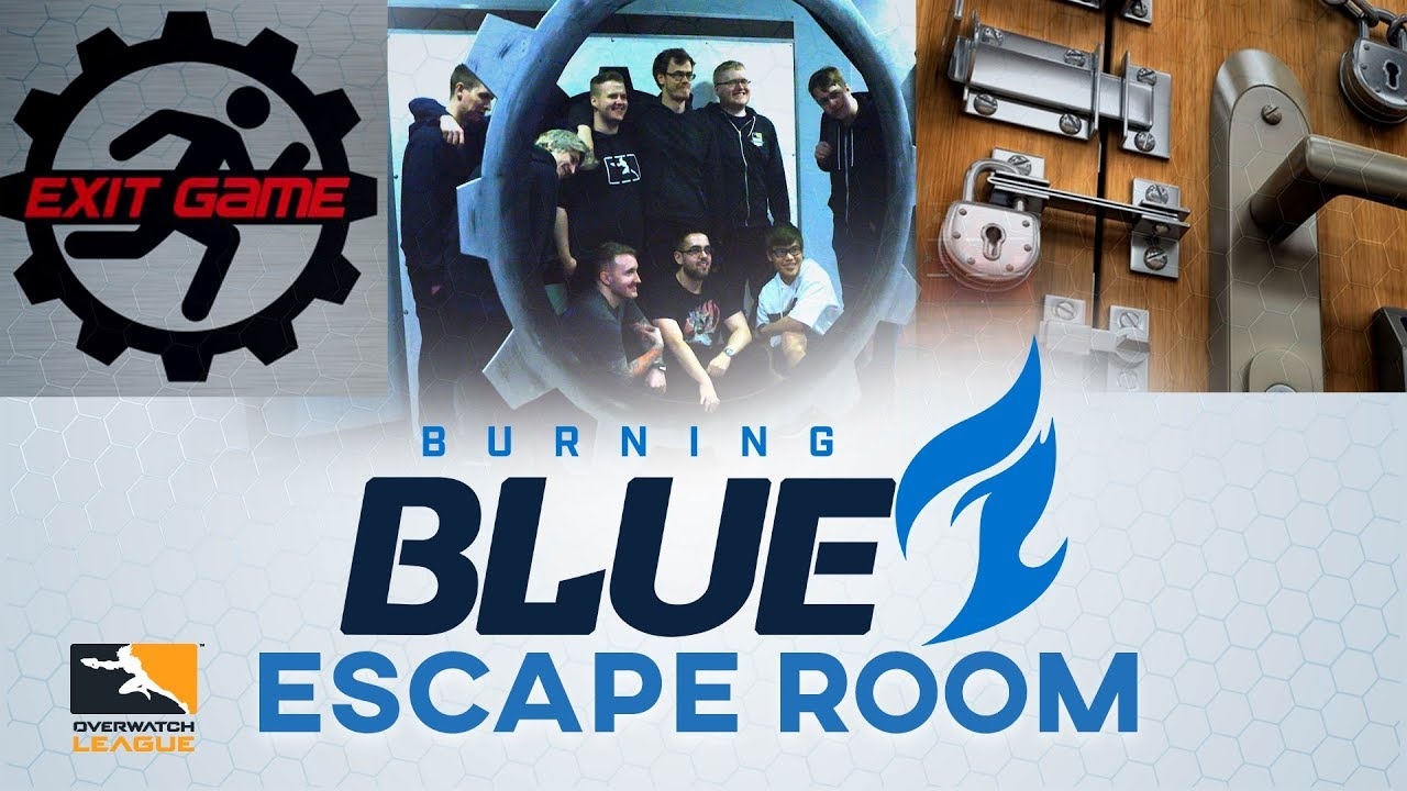 Harry Potter Escape Room | Burning Blue | Dallas Fuel