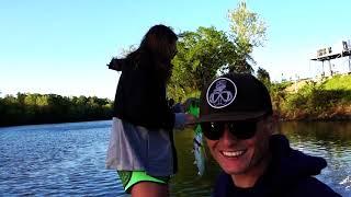 Fishing Competition - DALLMYD VS KEEPINGUPWITHKYN (Who Wins?!)