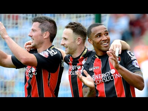 Highlights | Huddersfield Town 0-4 AFC Bournemouth
