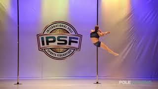 Aleksandra Makarova - IPSF World Pole Championships 2018