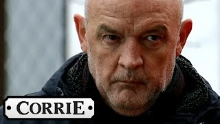Coronation Street - The End of Pat Phelan?