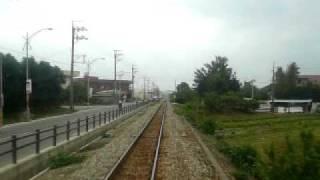 【台鐵】DR1000形桃林鉄路前面展望 海山~長興