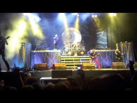 Judas Priest - The Hellion / Electric Eye (Brasília)