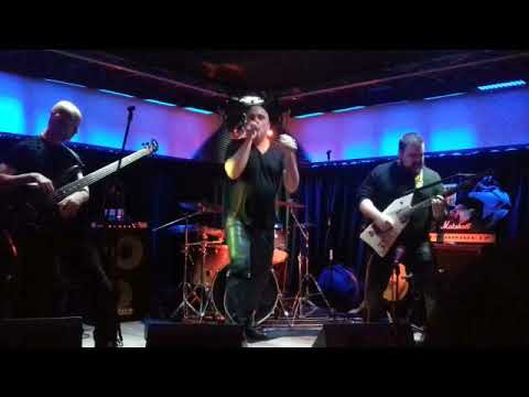 """JAM @ RIFF CLUB - PULSE-R  Feat. Lorenzo Meoni """"Digging The Grave"""" Faith No More cover"""
