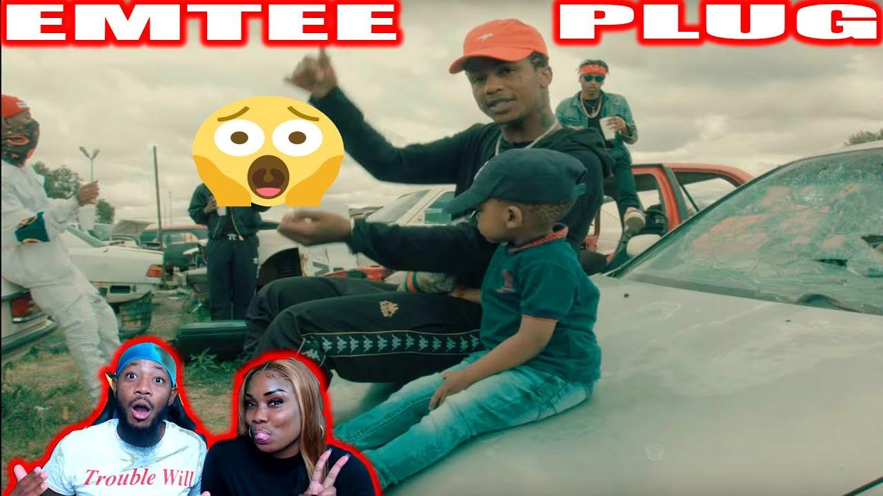 Download Emtee - Plug (Official Music Video) TREZSOOLITREACTS