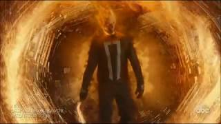 Ghost Rider Scenes (Agents of S.H.I.E.L.D. S4 21-22) thumbnail
