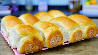Pão de Leite Feito no Liquidificador