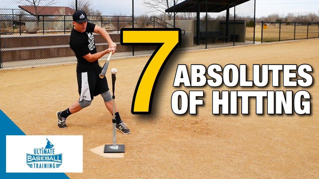 The 7 Absolutes of Baseball Hitting