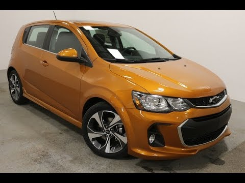 2018 chevrolet sonic rs turbo youtube. Black Bedroom Furniture Sets. Home Design Ideas