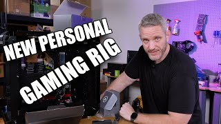 My new Personal Gaming Rig might surprise you for the WRONG reasons...