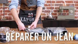 Avec Kaporal, apprenez à réparer un jean troué ou déchiré (tutoriel DIY). Abonnez-vous à la chaîne YouTube Kaporal ...