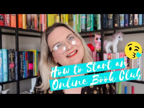 How To Run An Online Book Club   Lauren And The Books