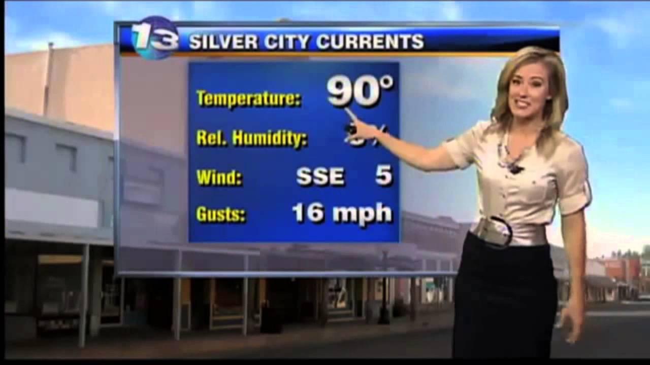 Kristen Van Dyke's Noon Weathercast by KRQE