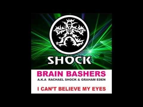Brain Bashers  - Can't Believe My Eyes - Shock Records