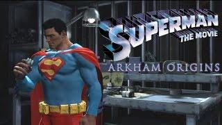 Batman: Arkham Origins - Christopher Reeve Superman