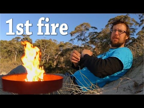 Small camping trip, first time on a bit of dirt!! | Meroo campsite