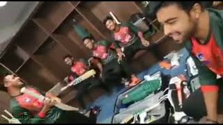 Oporadhi Bangla Song Cover By Bangladesh Cricket Team