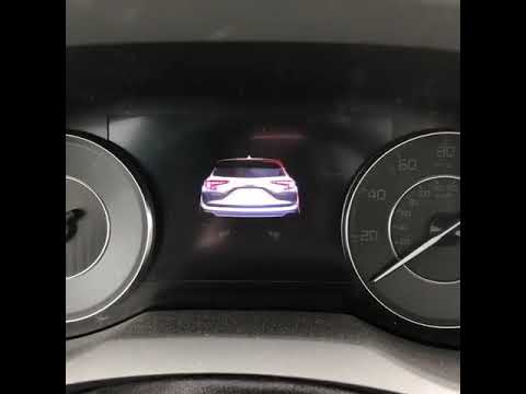 2019 Acura Rdx Dash Lcd Shutoff Animation Youtube