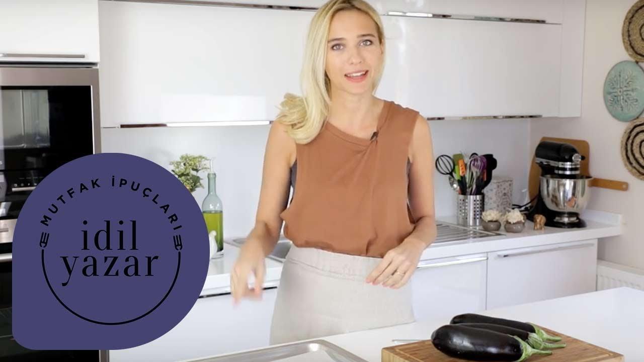 Patlıcan Fırında Nasıl Közlenir ? | Pratik Mutfak - Bölüm 11