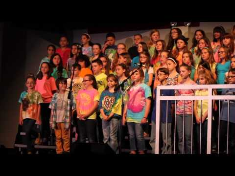 5th Grade Choir - Stafford Intermediate School