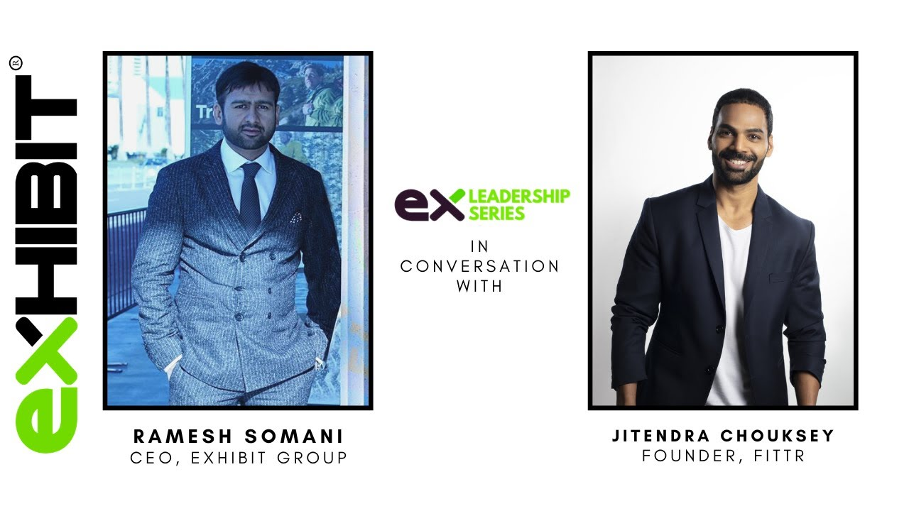 Leadership Series | Jitendra Chouksey - Founder, FITTR
