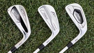What 718 Titleist AP Irons are Right For You?