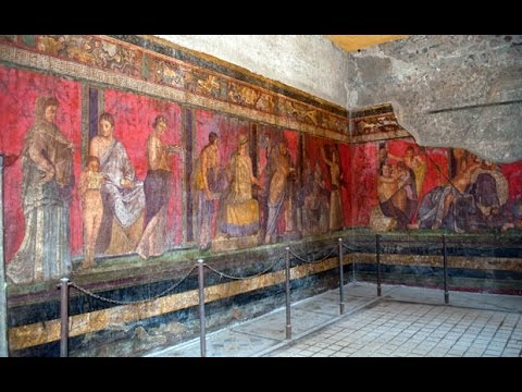 Mount Vesuvius & Ancient City of Pompeii heculaneum 2014 HD