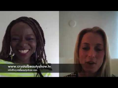 Hollywood ActressWriter Sadie Katz on the Crystal Beauty
