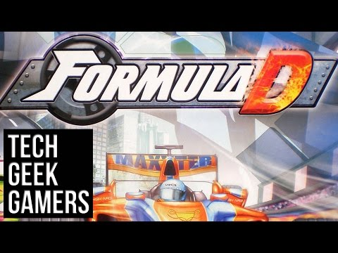 Let's Play Formula D - Board Game Play Through