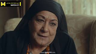 مسلسل بحر - ربيع الضو فاق من اللي هو فيه بعد ما سمع رسالة من الخالة تمنوها!