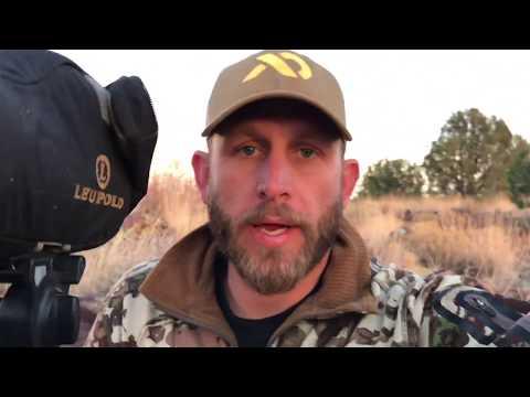 Deer At 10 Yards! Arizona Archery Hunt Vlog# 9