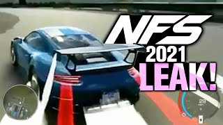 Need For Speed 2021 LEAKED FOOTAGE!