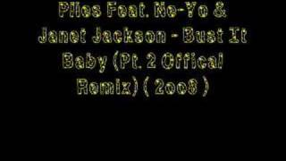 Plies Feat. Ne-Yo & Janet Jackson - Bust It Baby