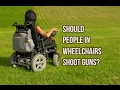 Colleene Answers Questions (Ep. 91): Should People Bound to Wheelchairs Shoot Guns?