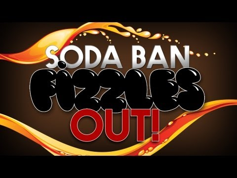 Soda Ban Fizzles Out