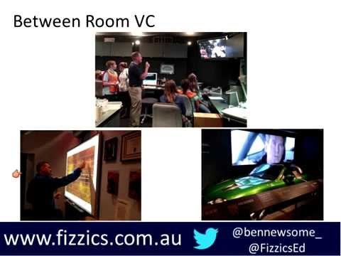 Educational Video Conferencing Best Practice : OZeLIVE2015