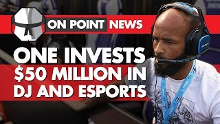 ONE Invests $50 Million in DJ and Esports, Rumble Johnson Out Of Retirement? Northcutt Leaving UFC?