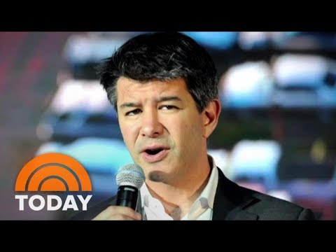 Travis Kalanick, Uber CEO Resigns After Pressure From Shareholders | TODAY