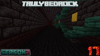 Truly Bedrock Season 2 Episode 17: Nether Tunnel Continuation