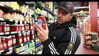 Arash Rahbar FOOD SHOPPING After the Arnold