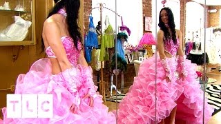 14 Year Old Looks for a Husband at Her Halloween Party | Gypsy Brides US