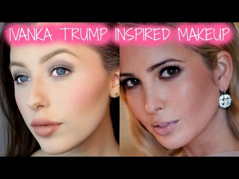 IVANKA TRUMP INSPIRED MAKEUP TUTORIAL