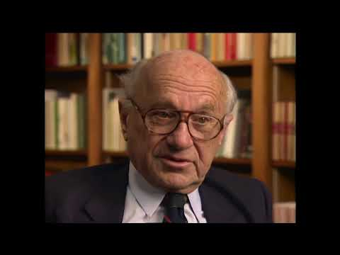 Milton Friedman - What is Monetary Policy?